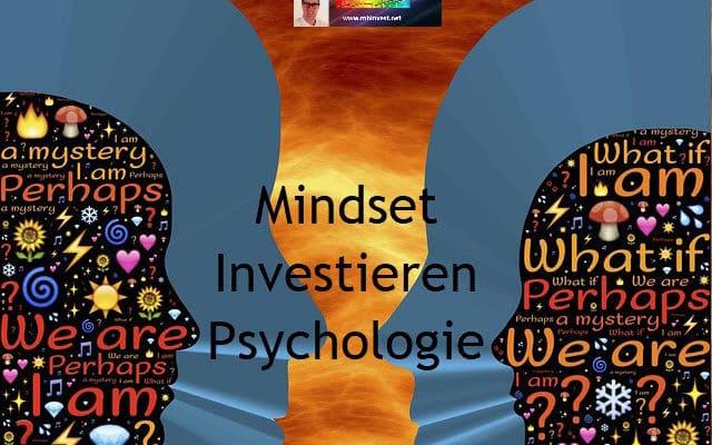 Mindset, Investieren, Psychologie